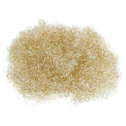 Flower Hair Lametta Gold-Silber 200g