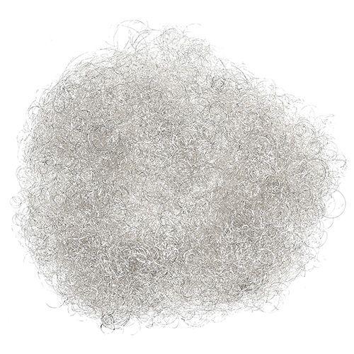 Flower Hair Engelshaar Lametta Silber 200g