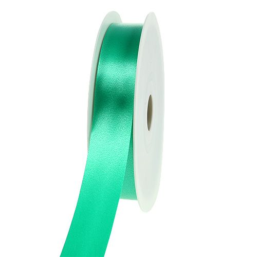 Geschenkband Kräuselband grün 25mm 100m