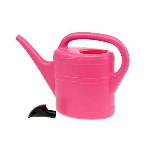 Gießkanne in Pink 5l