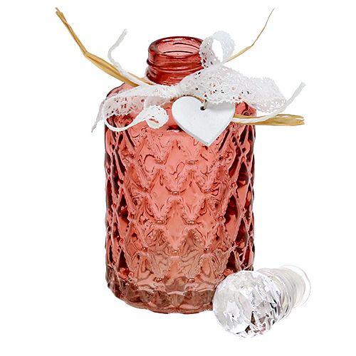 Glasflasche Mit Stöpsel : glasflasche mit st psel 6cm h14cm erika preiswert online ~ Watch28wear.com Haus und Dekorationen