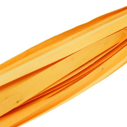 Holzstreifen Gelb 95cm - 100cm 50St