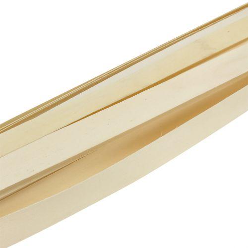 Holzstreifen Natur 95cm - 100cm 50St