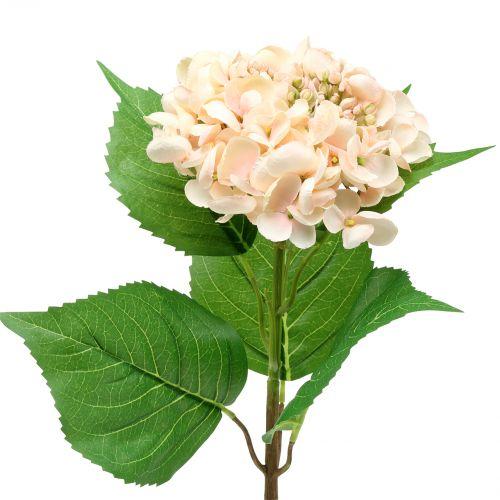 Hortensie künstlich Rosa 61cm