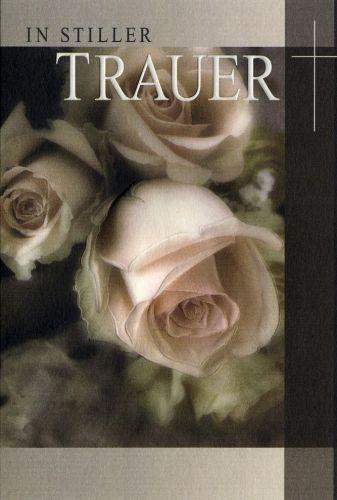In stiller Trauer Trauerkarten 5St