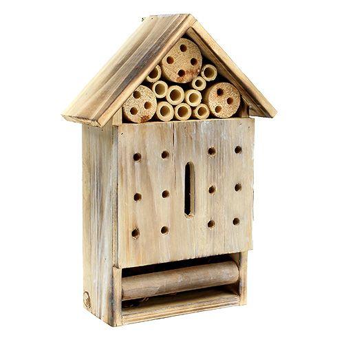 Insektenhotel 19,5cm x 9cm x 30cm