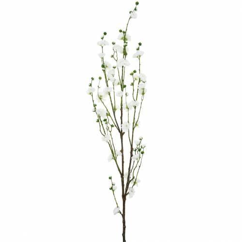 Kirschblütenzweig Weiß Künstlicher Dekozweig Kirschblüten Frühlingsdeko