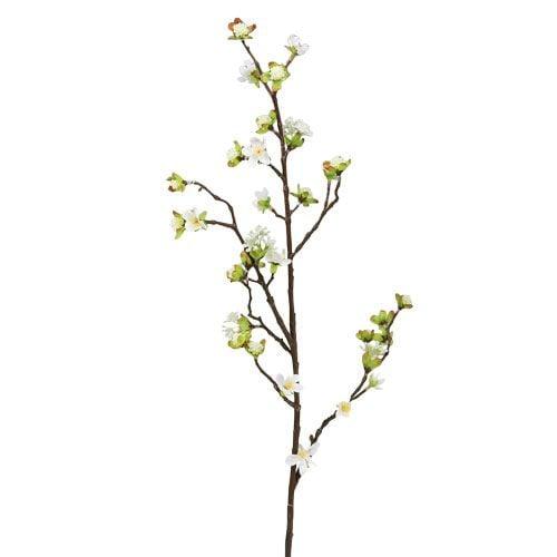 Kirschblütenzweig weiß 95cm
