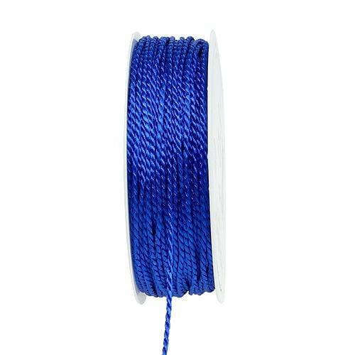 Kordel Blau 2mm 50m