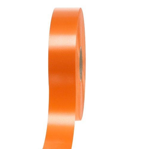 Kräuselband 30mm 100m Orange