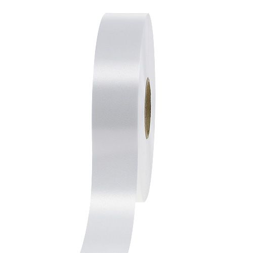 Kräuselband 30mm 100m Weiß