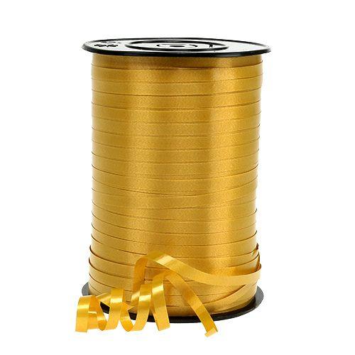 kr uselband gold 5mm 500m preiswert online kaufen. Black Bedroom Furniture Sets. Home Design Ideas
