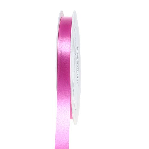Kräuselband Pink 19mm 100m