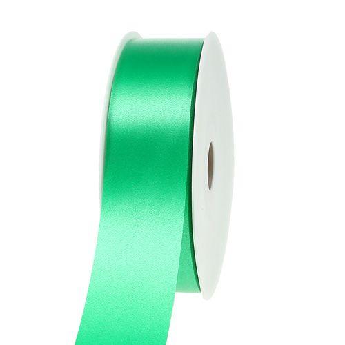 Kräuselband 40mm 100m Grün