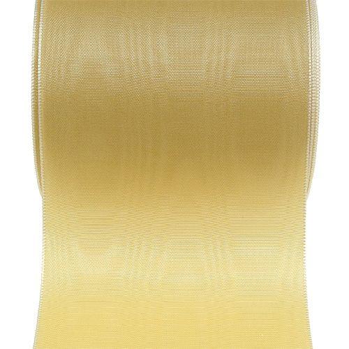 Kranzband Gold 100mm 25m