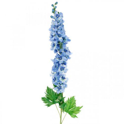 Künstlicher Rittersporn Blau Delphinium Kunstblume Seidenblumen