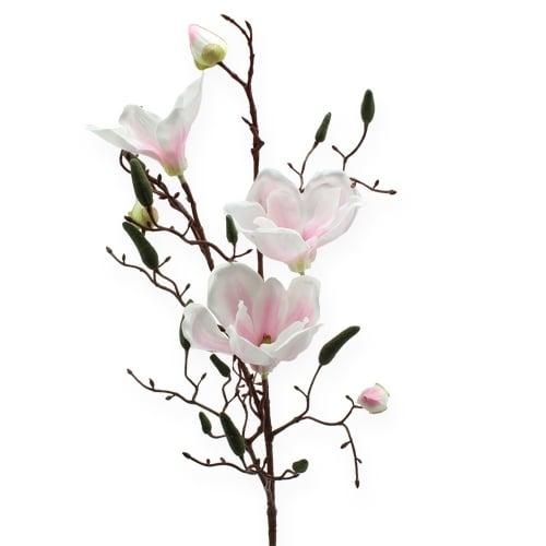 magnolie k nstlich hellrosa 90cm preiswert online kaufen. Black Bedroom Furniture Sets. Home Design Ideas
