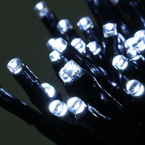 LED Reislichterkette 240er 18m Kaltweiß