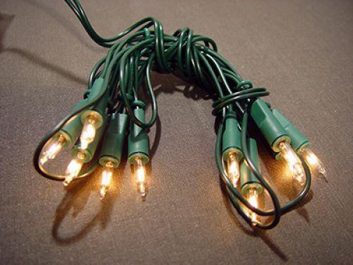 Lichterkette mini 10er 1 5m f r innen gr n klar preiswert online kaufen - Weihnachtsbaum lichterkette ohne kabel ...