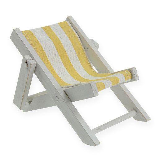 deko liegestuhl 10cm x 20cm 3st preiswert online kaufen. Black Bedroom Furniture Sets. Home Design Ideas