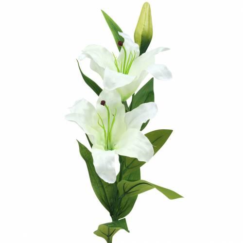 Oster-Lilie Weiß 86cm