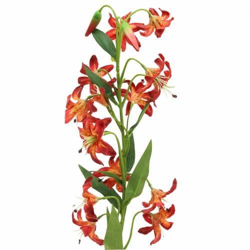 Lilie Orange 82cm