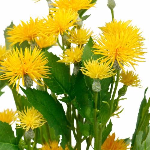 Wilder Löwenzahn künstlich Seidenblumen Künstliche Wiesenblumen 3St