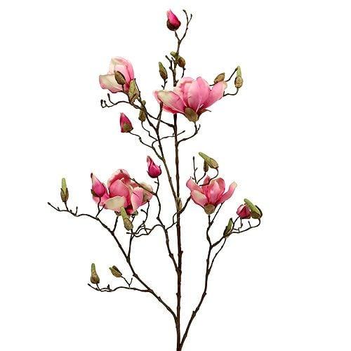 Magnolienzweig Violett 110cm 1St preiswert online kaufen