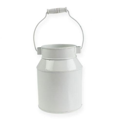Deko Milchkanne Weiß ø13 H18cm Preiswert Online Kaufen