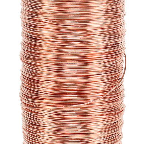 Myrtendraht 0,30mm 100g Kupfer