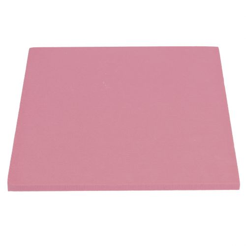 OASIS® Rainbow® Designer Platten Altrosa 3St