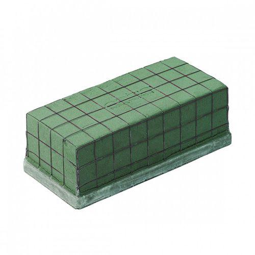 OASIS® Ecobase Ziegel Steckschaum 24x11x8cm 4St