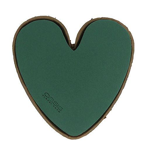 OASIS® Biolit® Herz groß 34cm 2St