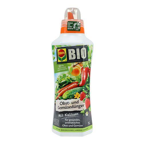 Compo Bio Obst- & Gemüsedünger 1L