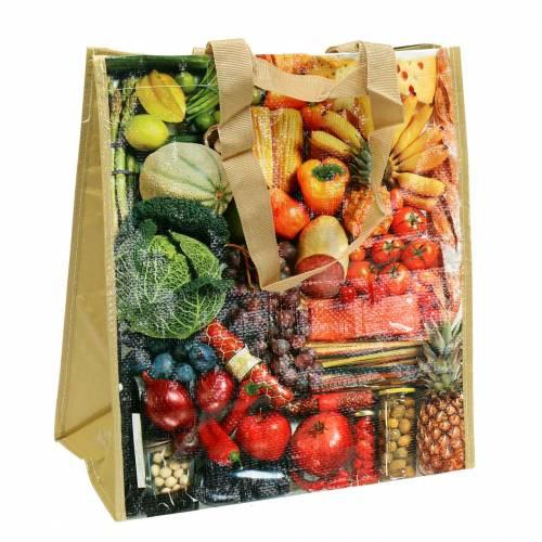 Einkaufstasche mit Henkeln Harmonie 35×18×39cm Kunststoff
