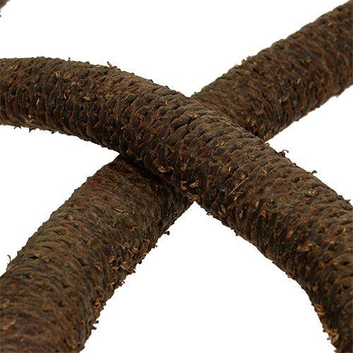 Palmzapfen 3-fach Naturdeko 10St