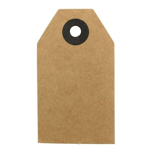 manila etiketten braun 4 5cm x 8cm 80st preiswert online. Black Bedroom Furniture Sets. Home Design Ideas