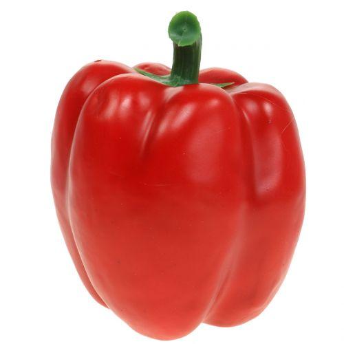 Paprika künstlich Rot 8cm 4St