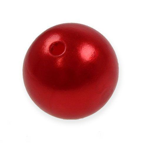 Deko-Perlen Ø2cm Rot 12St