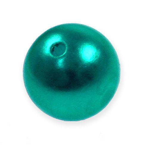 Deko-Perlen Ø2cm Türkis 12St
