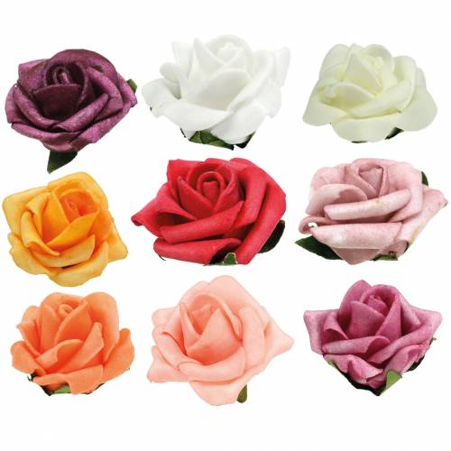 Foam-Rose & Deko Rosen preiswert online kaufen