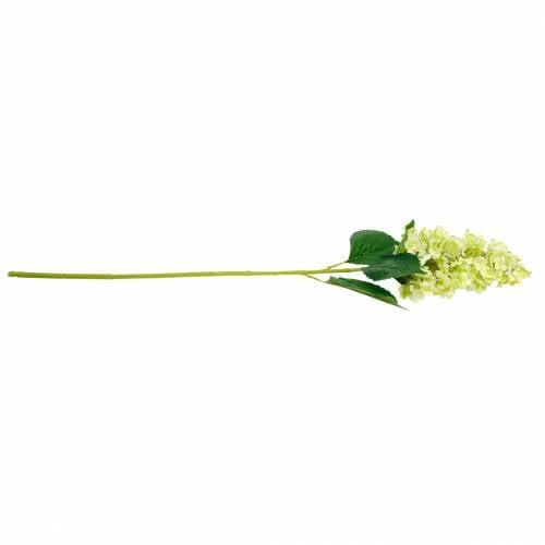 Künstliche Rispenhortensie, Hortensie Grün, Hochwertige Seidenblume 98cm