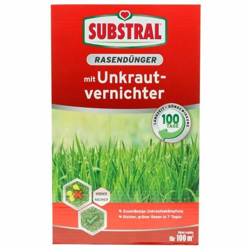 Substral Rasendünger mit Unkrautvernichter 2kg