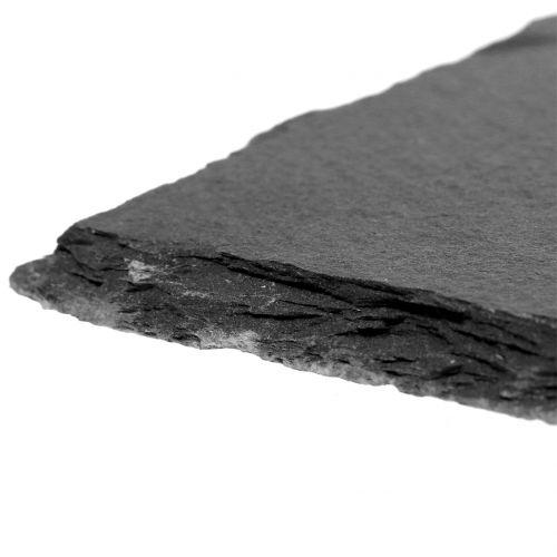 Schieferplatte 30cm x 10cm