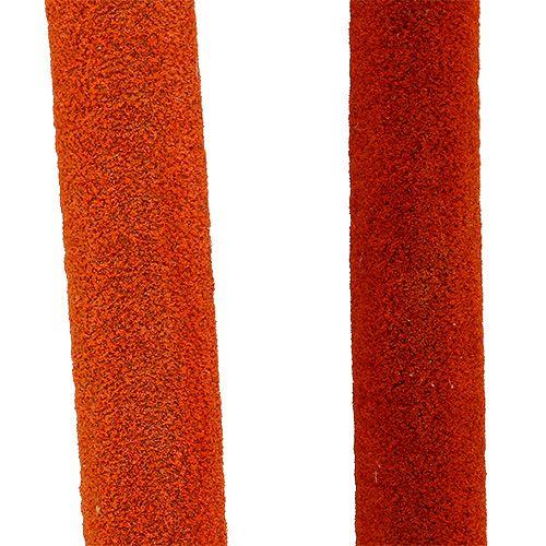 Schilfkolben Mix Orange 100St