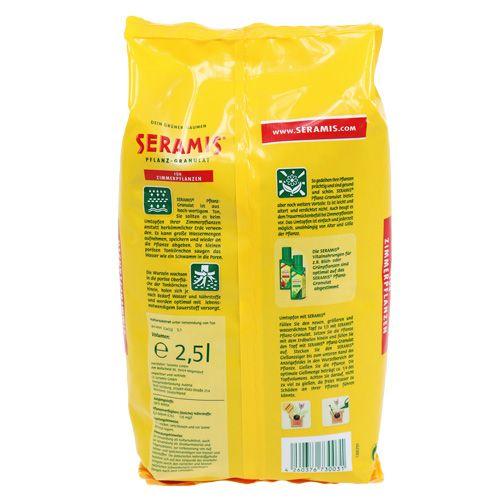 seramis pflanz granulat f r zimmerpflanzen 2 5l preiswert. Black Bedroom Furniture Sets. Home Design Ideas