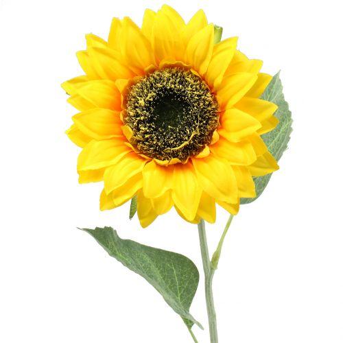 Sonnenblume lünstlich für Dekoration Ø15cm
