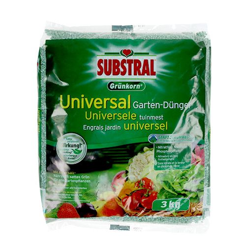Substral Grünkorn Universaldünger m. Bittersalz 3kg