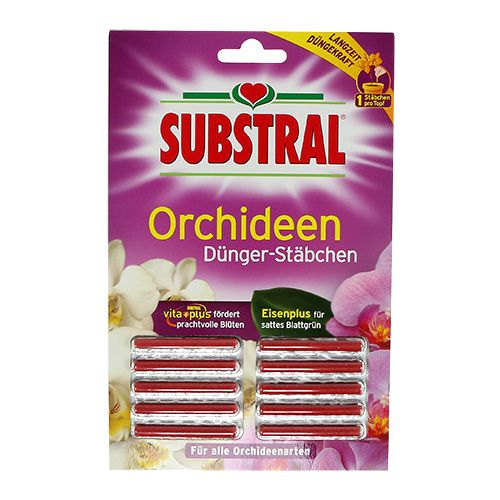 Substral Orchideen Dünger-Stäbchen 10St