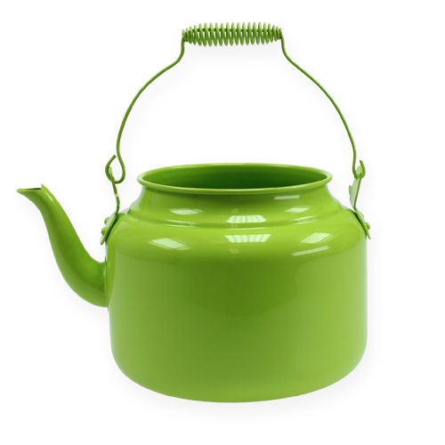 Teekanne Ø20cm Apfelgrün